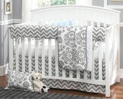 white baby bedding set nice gray crib bedding sets baby girl chevron set white nursery bedding