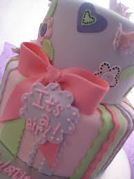 Butterfly Baby Shower Cake My Practical Baby Shower Guide