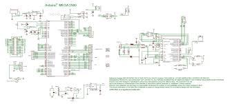 the official arduino mega 2560 schematics diagram 14core com 14core official arduino mega