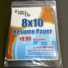 Amazon.com : 8x10 Resume Paper 100 Sheets : Multipurpose Paper : Office  Products