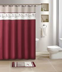 Purple Bathroom Accessories Set Bathroom Curtain Sets Targetemily White Green Eclectic And After