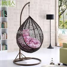 chairs that hang from ceiling