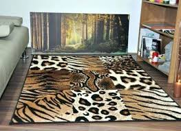 animal print area rug animal rugs animal rugs for living room best