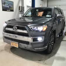 2018 Toyota 4runner Fog Light Bulb Size Toyota 4runner Fog Light Led Bulbs See Install Video