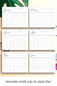 Large Desk Calendar Media2go Co