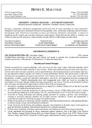 Management Resume Examples Examples Of Resumes