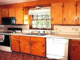old wood kitchen cabinets how to refinish old wood kitchen cabinets com painting ideas dark wood