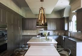 transitional kitchen lighting. Gray Kitchen. Transitional Kitchen Light Is Adele Vintage Pendant By Arteriors Lighting