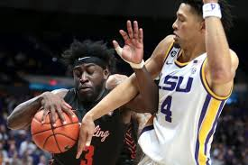 Lsu Basketball Team To Play At Vcu