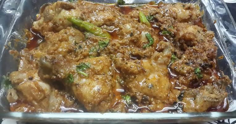 Chicken Maharani
