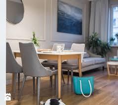 re mendations contemporary dining room chairs luxury mieszkanie w warszawie jadalnia styl nowoczesny zdj â