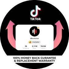 Buy TikTok Followers - 7$ Per 1000 Followers.
