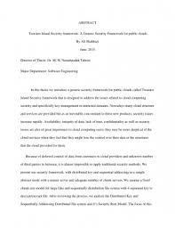 Treasure island thesis