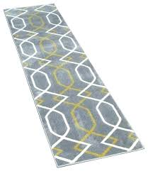 gray runner rug gray runner rug gray runner rug creative yellow runner rug excellent attractive and
