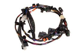 genuine land rover wiring harness front bumper with front land rover wiring harness wiring harness front bumper with front parking aid with fog lamps ymq501631 genuine