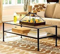 tanner coffee table tanner coffee table pottery barn tanner round coffee table with glass top tanner coffee table