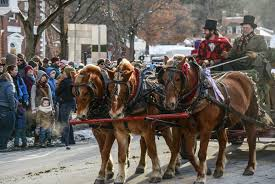 Woodstock's Wassail Weekend: Celebrating Christmas the Vermont Way