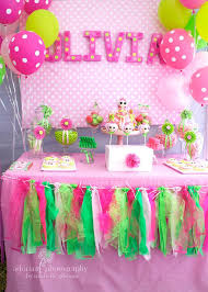 LaLa Loopsy Cake Decorating Birthday Party via Kara's Party Ideas |  Kara'sPartyIdeas.com
