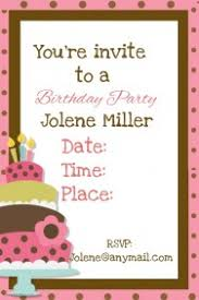 Invitations Card For Birthday Create Beautiful Birthday Invitations Easily Postermywall