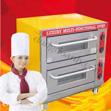 Lò nướng bánh 2 tầng Luxury - Điện Máy Dũng Doanh