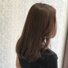 秋の髪色は暗めが気分トレンドヘアカラーで可愛い髪色30選