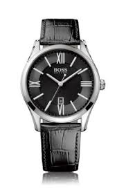 classic men s watches and chronographs from hugo boss polished