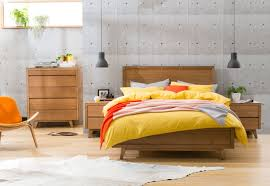 Light Maple Bedroom Furniture Retro Bedroom Furniture