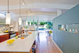 suspended track lighting kitchen midcentury with midcentury modern wood ceiling themonumentview net