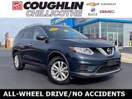 used nissan rogue in columbus