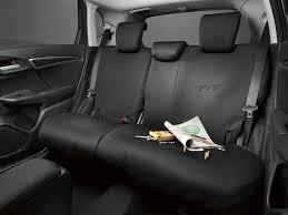 honda fit rear seat cover genuine