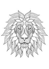 Click on the free lion king colour page you would like to print or save to. Lion Free To Color For Children Lion Kids Coloring Pages