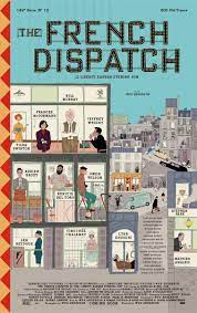 The French Dispatch (2021) - Filmaffinity