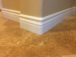 new hardwood tile stone or vinyl floors accentuate them with upgraded baseboards like a picture frame around a beautiful picture