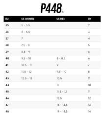 P448 Size Chart Saint Bernard