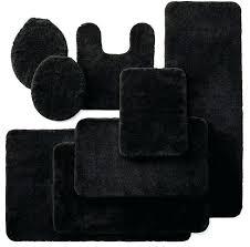 black chenille bath rug black bath rug black bathroom rugs 5 piece black bathroom rug set black chenille bath rug