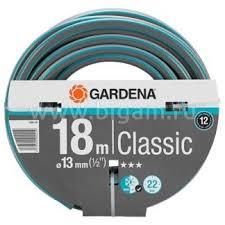 "Шланг <b>GARDENA Classic</b>, 13 мм (1/2""), 18 м 18001-20.000.00 по ..."
