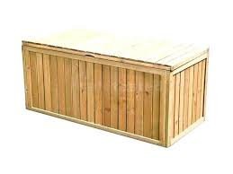 outside storage box outdoor wooden boxes furniture bunnings out