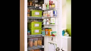 Pantry For A Small Kitchen Small Kitchen Pantry Storage Ideas Youtube
