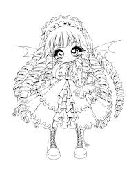 Small Picture Beautiful Gothic Woman Coloring Pages Coloring Coloring Pages