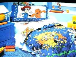 pokemon bedding queen pokemon bedding set canada