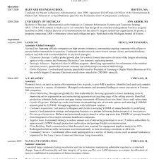 Awesome Harvard Case Study Template Photos Professional Resume