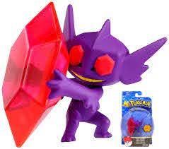Pokemon 3 inch Plastic Toy Action Figure - Mega Sableye - Walmart.com -  Walmart.com