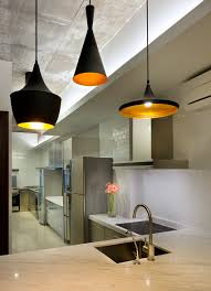Modern Kitchen In Old House Classy Modern Kitchen Design Sporting Lovely White Subway Tiles