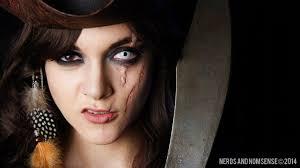 battled beauty pirate tutorial nerdsandnomsense 8