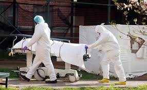 Unless specifically labeled as probable cases. Coronavirus Us Couple Sees Trucks Removing Covid 19 Victims Bodies Stopped Counting