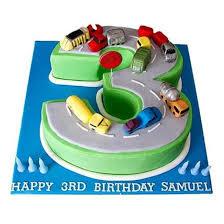 Cars Birthday Cake Vanilla Online Cake Delivery Birthday Cake
