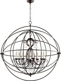 contemporary 2 helius lighting. View The Quorum International 6716-8 Cilia 8 Light 1 Tier Globe Chandelier At LightingDirect Contemporary 2 Helius Lighting I