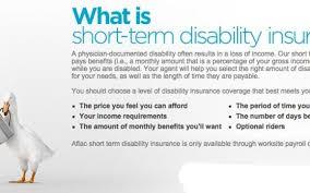 However, some policies do offer a higher percentage. أسلوب نباتي نيكليت Aflac Short Term Disability Findlocal Drivewayrepair Com