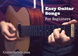 Everything you need to know to start your guitar journey with the right foot! Easy Guitar Songs For Beginners Guitarhabits