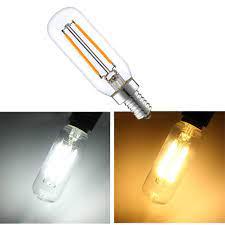 Davlumbaz davlumbaz Ampul 3 W LED Ocak Davlumbaz Çıkarıcı Fan ampul ışık  E14 Küçük Vidalı Dropship 6.30|LED Bulbs & Tubes
